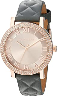 Michael Kors Casual Watch For Women Analog Leather - MK2619
