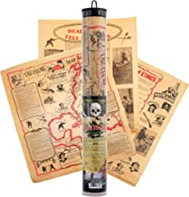 product image for Channel Craft Golden Age of Piracy Historical Document Set