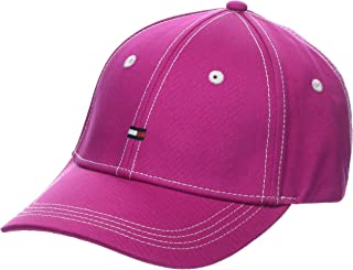 TOMMY HILFIGER Women's Embroidered Flag Baseball Cap