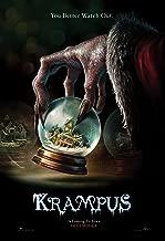 Krampus - Movie Poster 24 x 36 Inches, Glossy Photo Paper (Thick - 8 Mil): Adam Scott, Allison Tolman, Toni Collette