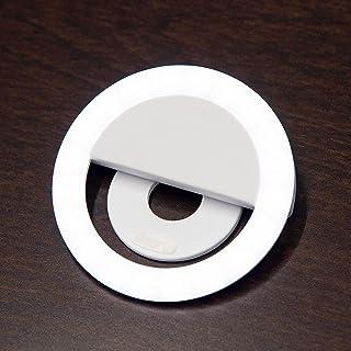 よしみカメラ スマートフォン用 自撮りライト アカリーナ
