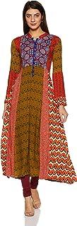 Soch Women's Anarkali Kurta