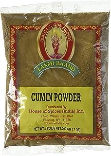 Sponsored Ad - Laxmi All-Natural Dried Cumin Powder - 7 Ounce