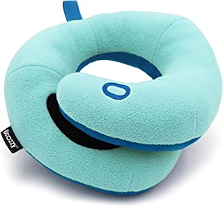 BCOZZY Kids Chin Supporting Travel Pillow- Keeps The Child's Head from Bobbing up..