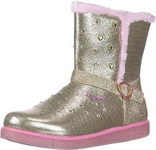 Skechers Kids' Glitzy Glam Boot