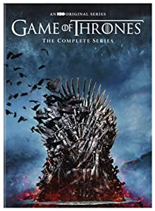 Game of Thrones: The Complete Series (RPKG/DVD)