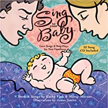 Sing To Your Baby CD/Playbook