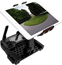 Honsky Foldable, 360 Degree Rotation, for 4-12 Inch Cell Phone & Tablets, Tablet Mount Holder Stand Bracket, Compatible with DJI Mavic Air/Mavic Pro/Spark/iPhone/iPad, DJI Remote Controller