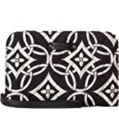 Vera Bradley - Zip-Around Wristlet