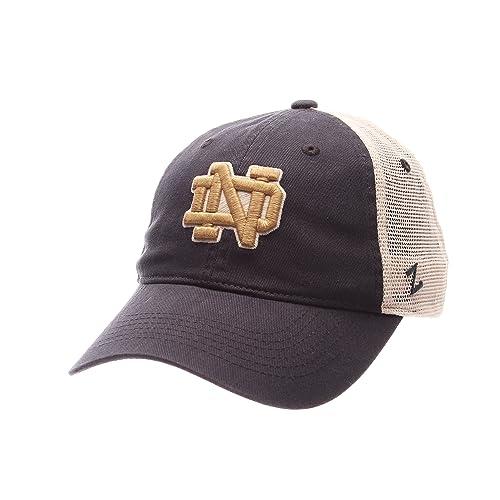 University of Notre Dame Cap  Amazon.com 7baa8e056dd4