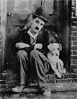 Photo Art Print ~ Famous Historic Picture:CHARLIE CHAPLIN (11