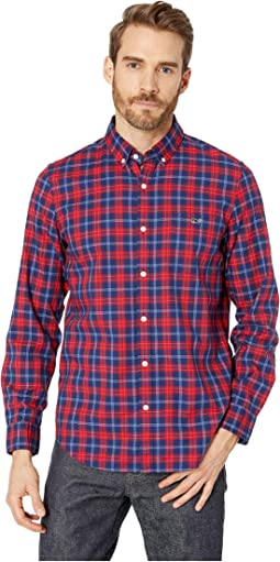 Pacific Ave Slim Tucker Shirt