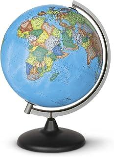 Nova Rico Corallo Politcal Non-Illuminated Globe - 30 cm
