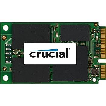 Crucial CT256M4SSD3 - Disco Duro Interno de 256 GB, mSATA: Amazon ...