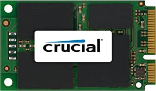Crucial CT064M4SSD3 - Disco Duro Interno de 64 GB, mSATA