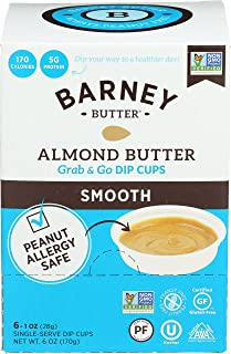 Barney Butter Dip Cup Smooth, 1 oz (6 count box)