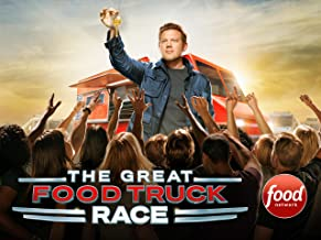 The Great Food Truck Race, Season 2