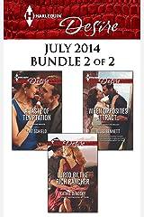 Harlequin Desire July 2014 - Bundle 2 of 2: An Anthology Kindle Edition