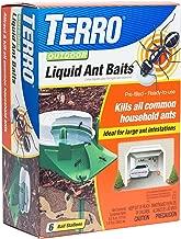 TERRO T1806 Outdoor Liquid Ant Baits, 1.0 fl. oz.