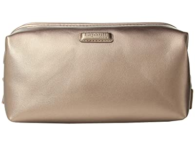 Lipault Paris Miss Plume Toilet Kit M (Pink Gold) Cosmetic Case