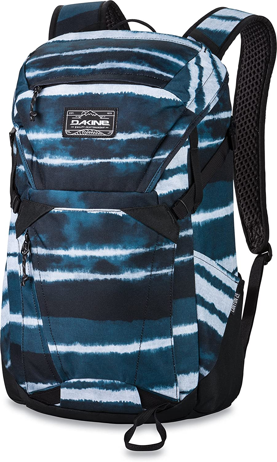Dakine Mens Canyon Backpack Resin Regular store 24l Outlet ☆ Free Shipping Stripe