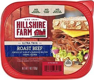Hillshire Farm Ultra Thin Sliced Lunchmeat, Roast Beef, 7 oz.
