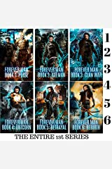 The Forever Man - first SIX books: An Epic, Post-apocalyptic, Urban Fantasy, Action Adventure Thriller Kindle Edition
