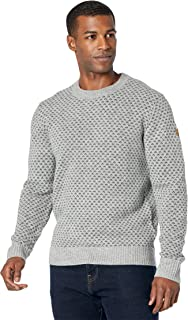 Fjällräven Övik Nordic Sweater Sweatshirt - Grey, M