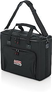 "Gator Cases Portable 4U Rack Bag with 14"" Rackable Depth; (GRB-4U)"