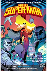 New Super-Man (2016-2018) Vol. 1: Made in China Kindle Edition