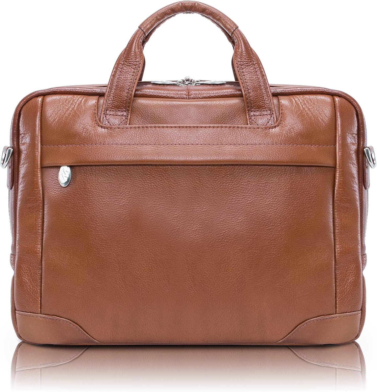 Max 47% OFF McKleinUSA S Series BRONZEVILLE Pebble Nashville-Davidson Mall Grain Leather Calfskin