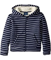 Toobydoo - Fleece Lined Stripe Hoodie (Toddler/Little Kids/Big Kids)