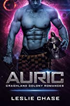 Auric (Crashland Colony Romance Book 1)