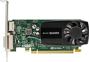 HP NVIDIA Quadro K620 2 GB GDDR3 - Tarjeta gráfica (Quadro K620, 2 GB, GDDR3, 128 bit, 4096 x 2160 Pixeles, PCI Express x16)