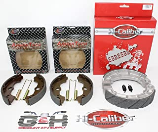QUALITY Front & Rear Brake Shoes & Springs SET for the...
