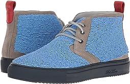 High Top Beaded Chukka Sneaker
