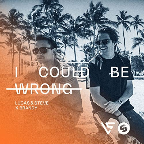 I Could Be Wrong (Extended Mix) von Lucas & Steve x Brandy bei