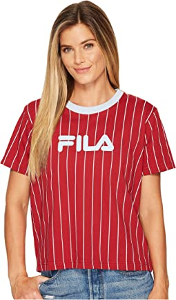 Fila - Lonnie Pinstripe T-Shirt