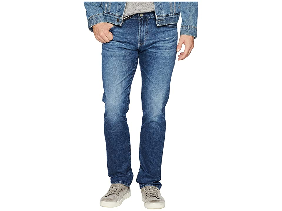 AG Adriano Goldschmied Tellis Modern Slim Leg Denim in 9 Years Cassady (9 Years Cassady) Men's Jeans