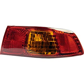 Dorman 1611126 Passenger Side Tail Light Assembly for Select Toyota Models