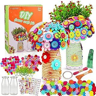 Yojoloin Bricolage DIY Enfant,Activites Manuelles Kits de Loisirs Créatifs pour Garçons Filles 5 6 7 8 Ans,Kit d'Activité ...