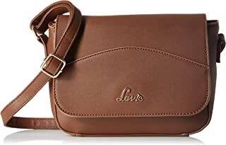 Lavie Broxa Women's Sling Bag (Choco)