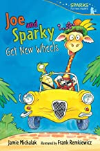 Joe and Sparky Get New Wheels: Candlewick Sparks
