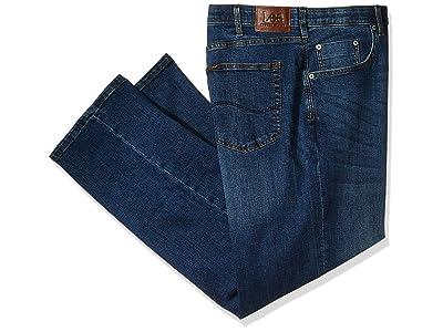 Lee Big-tall Modern Series Custom-fit Relaxed Straight-leg Jean