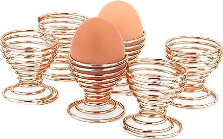 Preisvergleich für Apollo Kupfer Eierbecher Set6WBX, Set von 6