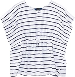 Polo Ralph Lauren Kids - Striped Cotton Cover-Up (Little Kids)