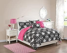 hot pink camo bedding