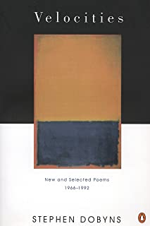Velocities: New and Selected Poems 1966-1992
