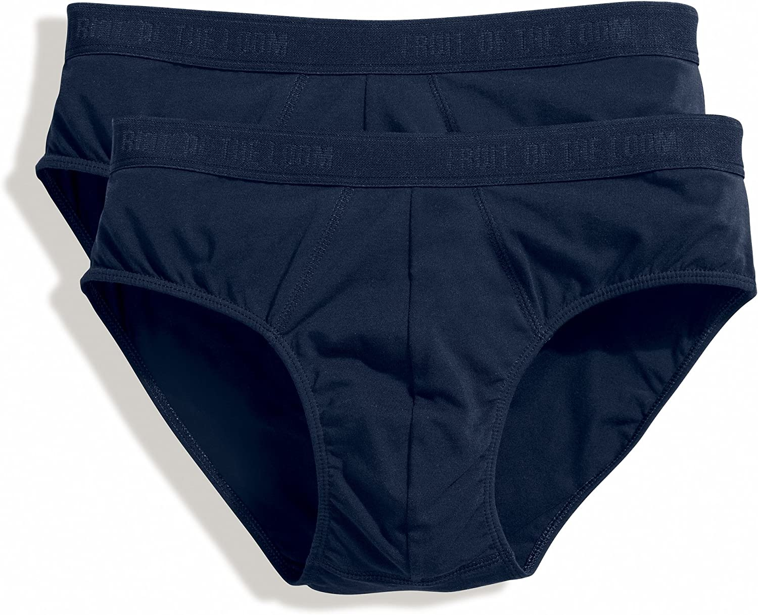 Fruit of the Loom Mens Classic Sport Briefs (Pack of 2)