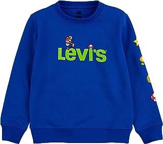 Levi's Boys' Crewneck Sweatshirt